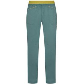 La Sportiva Roots Pantalones Hombre, pine/kiwi